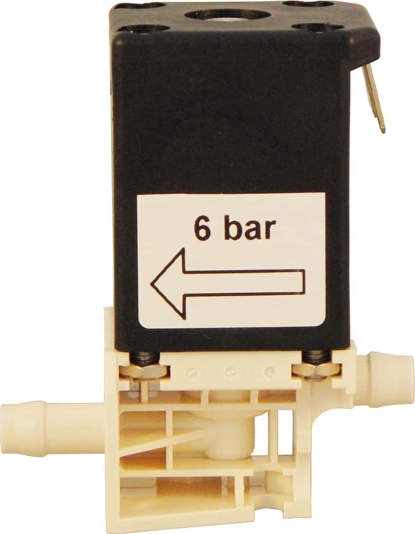 6 Bar Dialysis Solenoid Valve