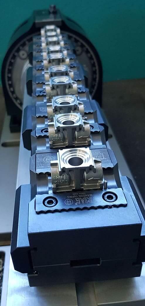 Machining Stainless Steel Valve Bodies