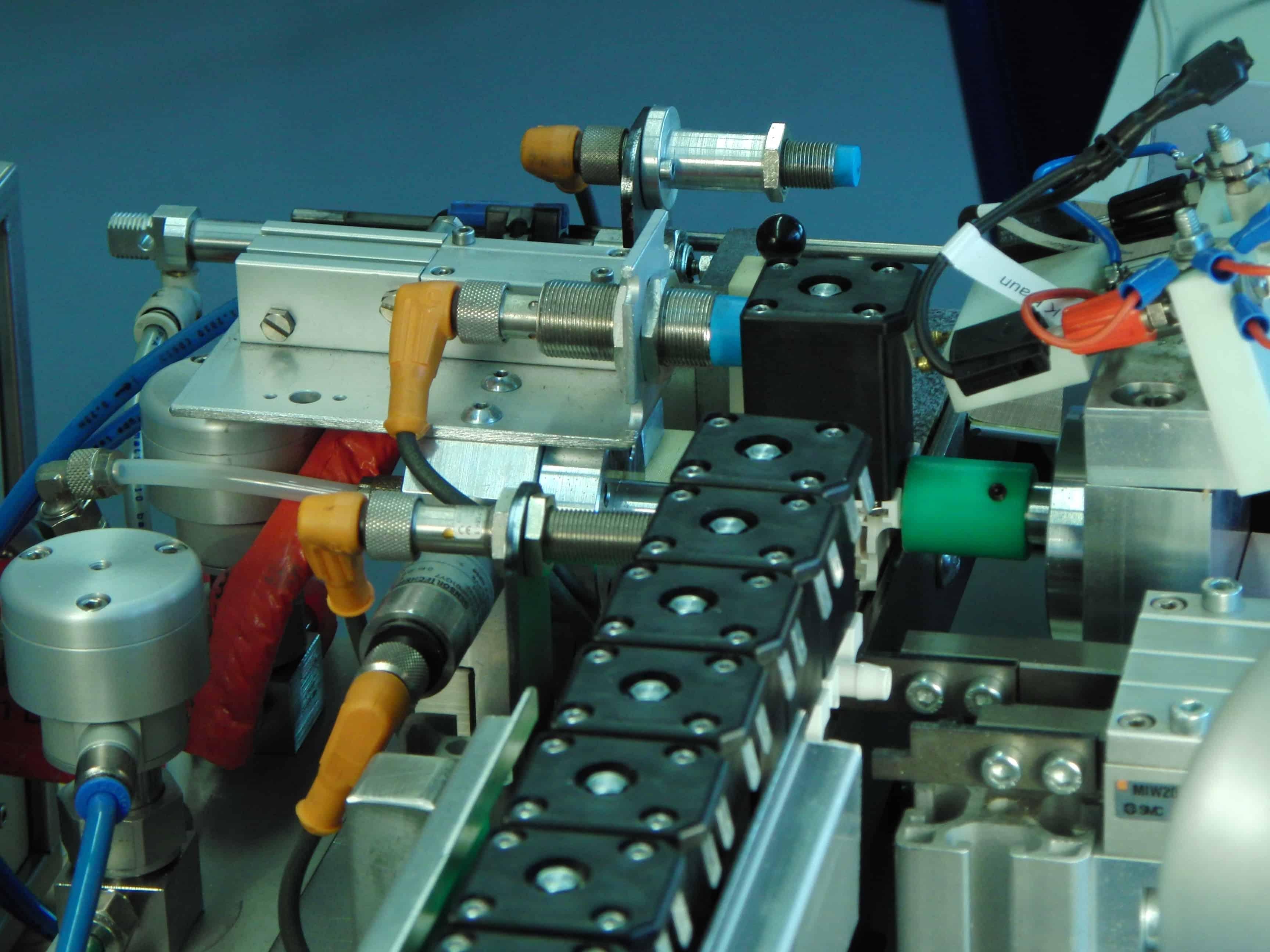 Solenoid Valve Testing Machine